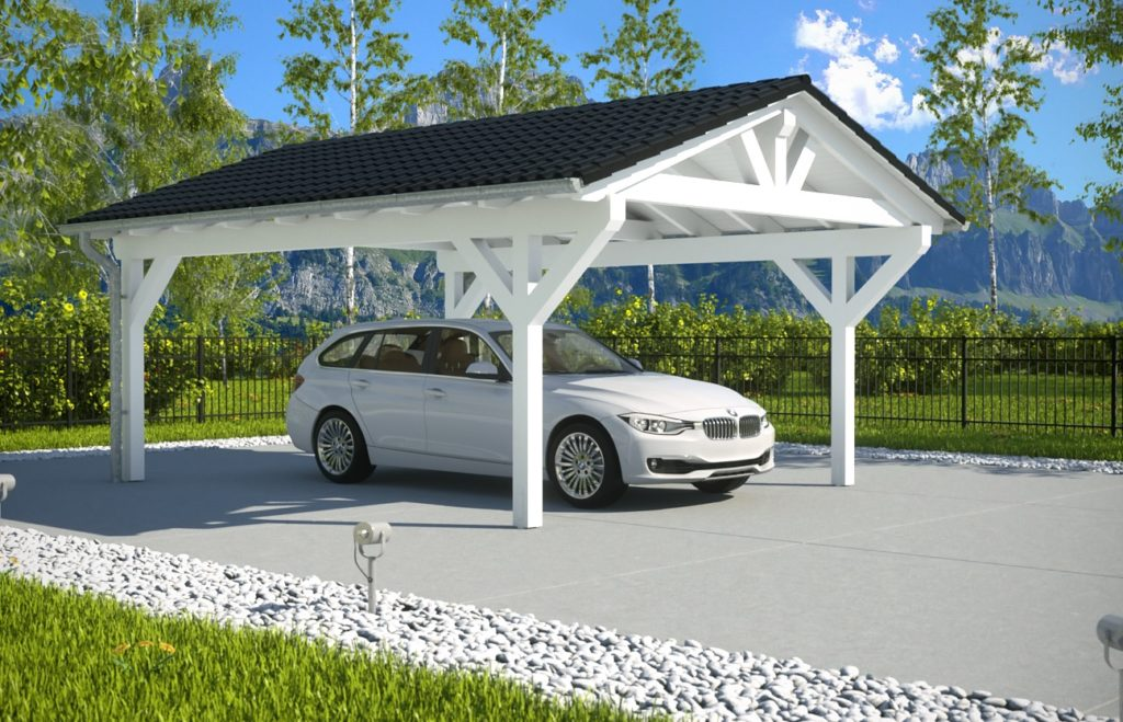 Carport - Car Port Image HD